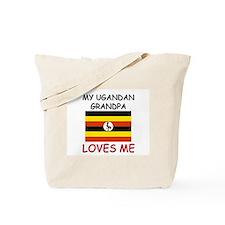 My Ugandan Grandpa Loves Me Tote Bag