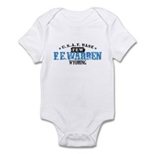 F E Warren Air Force Base Onesie