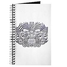 Maori Tattoo-silver Journal