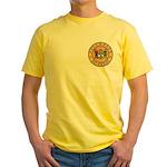 Delaware Masons Yellow T-Shirt