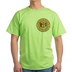 Delaware Masons Green T-Shirt