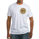 Delaware Masons Fitted T-Shirt