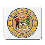 Delaware Masons Mousepad