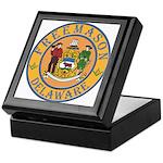 Delaware Masons Keepsake Box