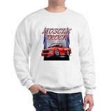 Red F150 Lightning Sweatshirt