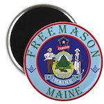 Maine Mason Magnet