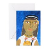 Liliana Santos Greeting Cards (Pk of 10)