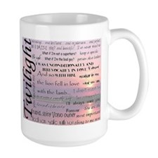Twilight Quotes Coffee Mug