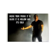 Trent Reznor 'how cold is your fridge' Magnet