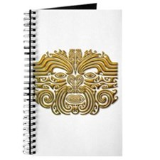 Maori Tattoo-gold Journal