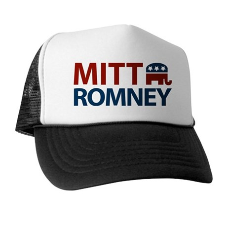 Mitt Romney GOP Trucker Hat