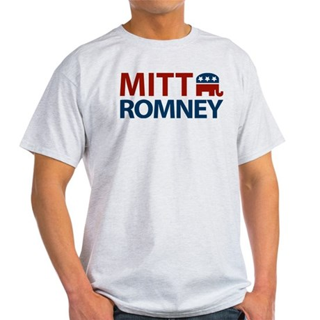 Mitt Romney GOP Light T-Shirt