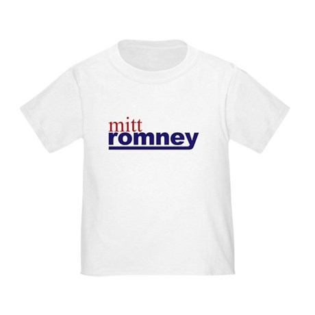 Mitt Romney Toddler T-Shirt