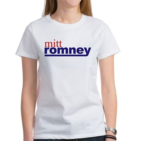 Mitt Romney Women's T-Shirt