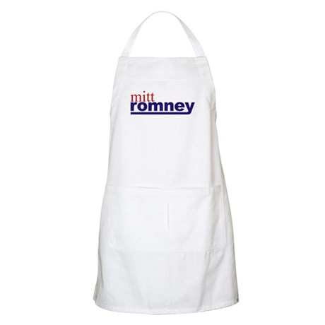 Mitt Romney BBQ Apron