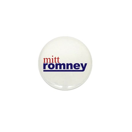 Mitt Romney Mini Button (100 pack)