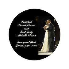 "Obama Inaugural Dance 3.5"" Button (100 pack)"