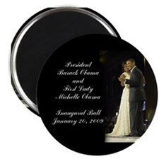 "Obama Inaugural Dance 2.25"" Magnet (100 pack)"