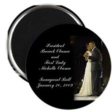 "Obama Inaugural Dance 2.25"" Magnet (10 pack)"