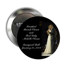 "Obama Inaugural Dance 2.25"" Button (100 pack)"