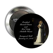 "Obama Inaugural Dance 2.25"" Button (10 pack)"