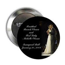 "Obama Inaugural Dance 2.25"" Button"