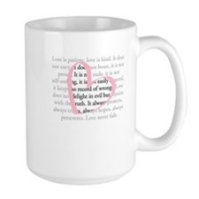 Unique Agape Mug