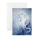 Unicorns Greeting Cards (Pk of 20)