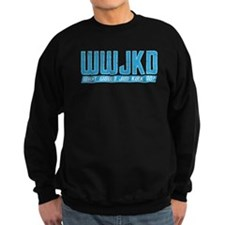 What would Jim Kirk do? Sweatshirt
