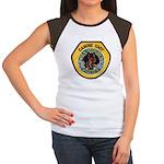 Des Moines Police K9 Women's Cap Sleeve T-Shirt