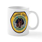 Des Moines Police K9 Mug