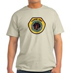 Des Moines Police K9 Light T-Shirt