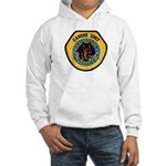 Des Moines Police K9 Hooded Sweatshirt