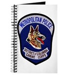 DC Police K9 Corps Journal