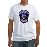 DC Police K9 Corps Fitted T-Shirt