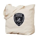 Cocoa Police Canine Tote Bag