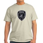Cocoa Police Canine Light T-Shirt