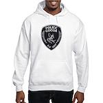Cocoa Police Canine Hooded Sweatshirt