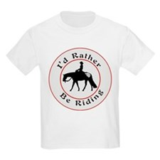 Appalossa Rather be Riding T-Shirt