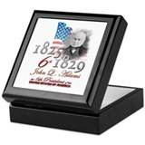 6th President - Keepsake Box