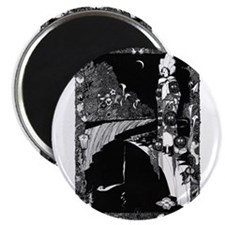 "What the Moon Saw 2.25"" Magnet (10 pack)"
