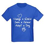 Save a Friend Kids Dark T-Shirt