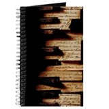 Piano Notes Journal