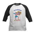 HONOR THY CAT! Kids Baseball Jersey