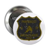 "Pharmacist Ninja League 2.25"" Button"