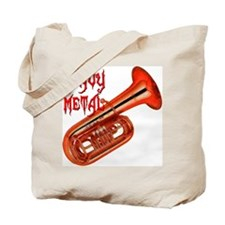 Heavy Metal Tuba Tote Bag