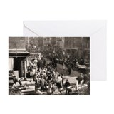 Orchard &amp; Riverton N.Y. Greeting Card