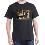Boston Veggie Seller Dark T-Shirt