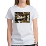 Boston Veggie Seller Women's T-Shirt