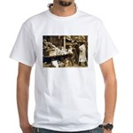 Boston Veggie Seller White T-Shirt